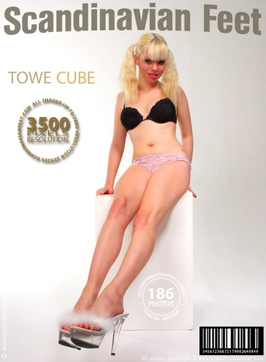 Towe - `Cube` - for SCANDINAVIANFEET