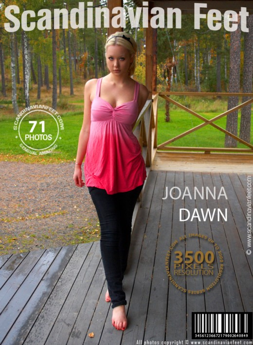 Joanna - `Dawn` - for SCANDINAVIANFEET