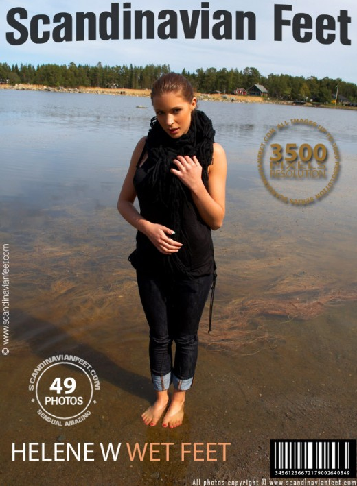 Helene W - `Wet Feet` - for SCANDINAVIANFEET