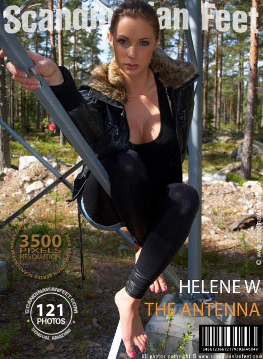 Helene W - `The Antenna` - for SCANDINAVIANFEET