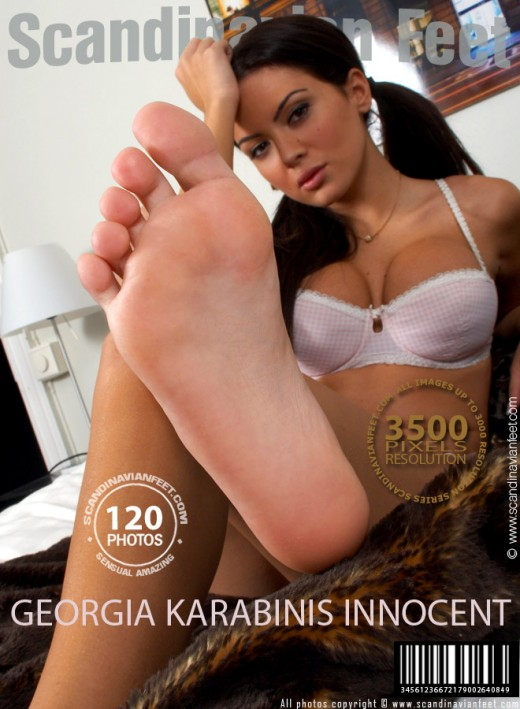 Georgia Karabinis - `Innocent` - for SCANDINAVIANFEET