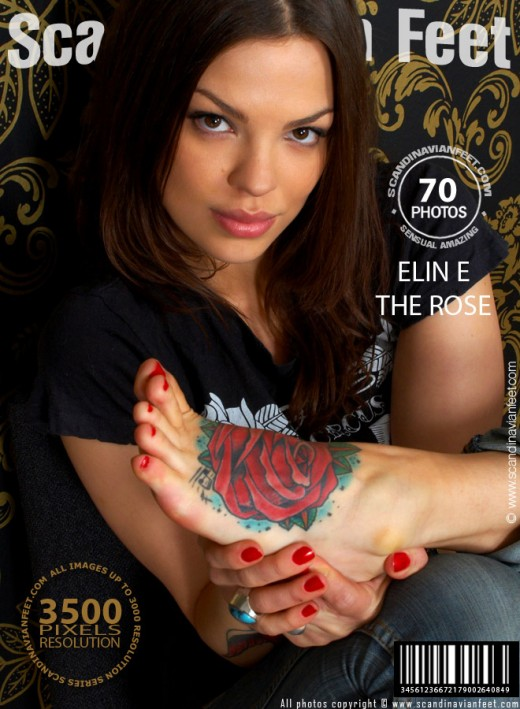 Elin E - `The Rose` - for SCANDINAVIANFEET