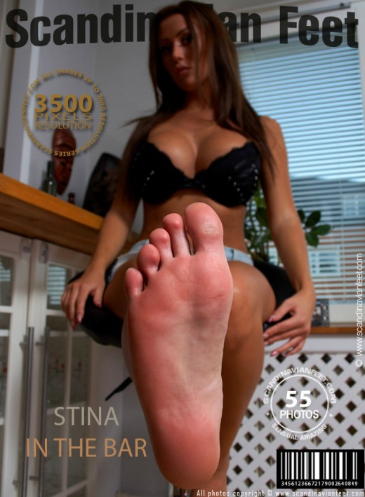 Stina - `In The Bar` - for SCANDINAVIANFEET