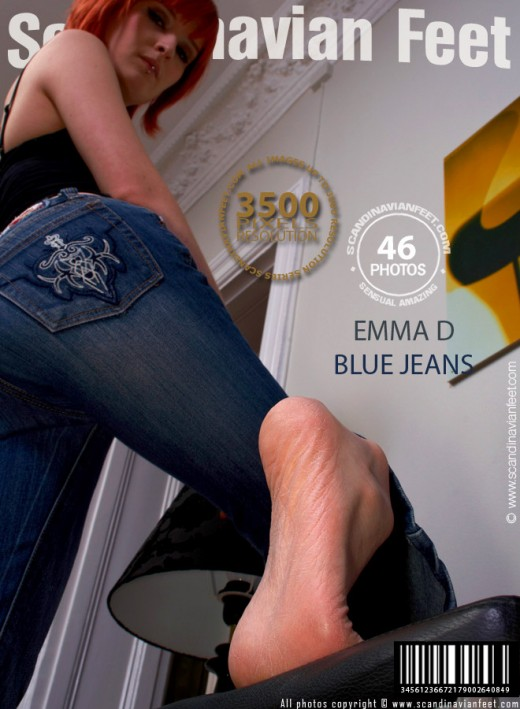 Emma D - `Blue Jeans` - for SCANDINAVIANFEET
