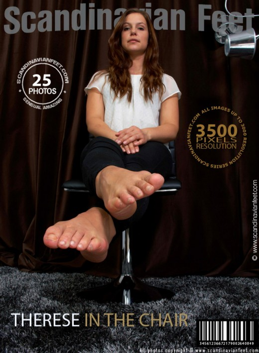 Therese - `#437 - In The Chair` - for SCANDINAVIANFEET