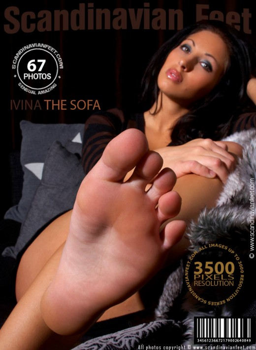 Ivina - `#438 - The Sofa` - for SCANDINAVIANFEET