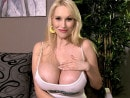 Sandra Star in Keeping Abreast With Sandra video from SCORELAND