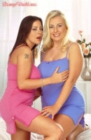 Linsey Dawn And Julia Miles gallery from SCORELAND