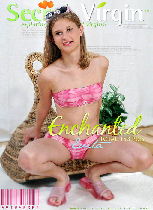 Evita - `Enchanted` - for SECRETVIRGIN