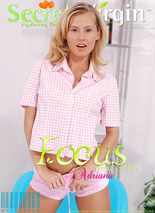 Adriana - `Focus` - for SECRETVIRGIN