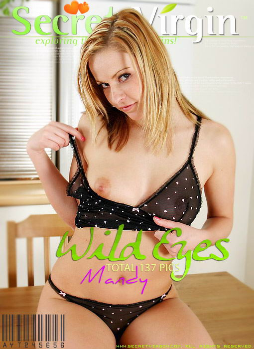 Mandy - `Wild Eyes` - for SECRETVIRGIN