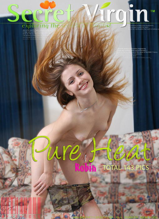 Robin - `Pure Heart` - for SECRETVIRGIN