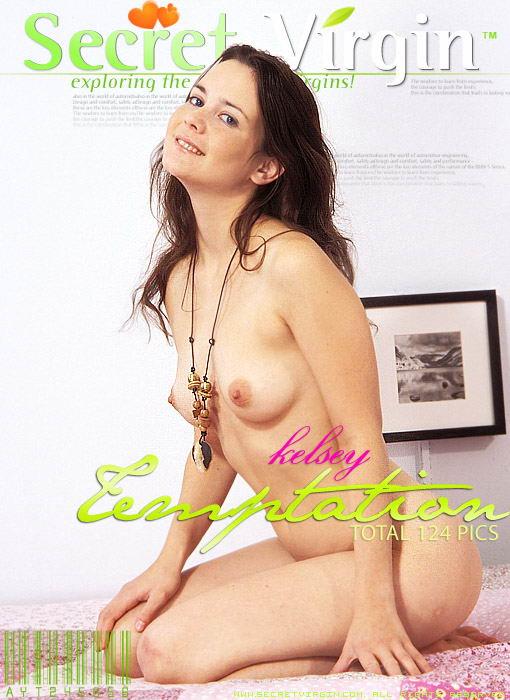 Kelsey - `Temptation` - for SECRETVIRGIN