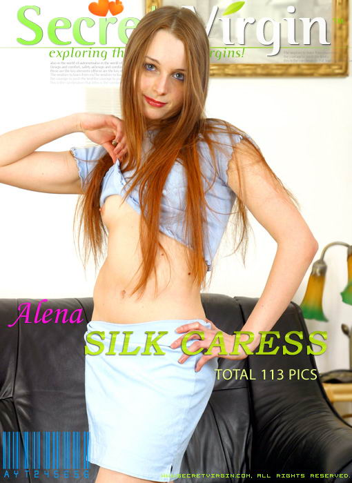 Alena - `Silk caress` - for SECRETVIRGIN