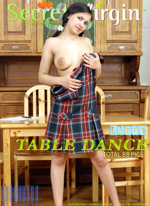 Linda - `Table Dance` - for SECRETVIRGIN