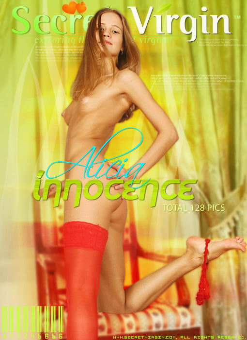 Alicia - `Innocence` - for SECRETVIRGIN