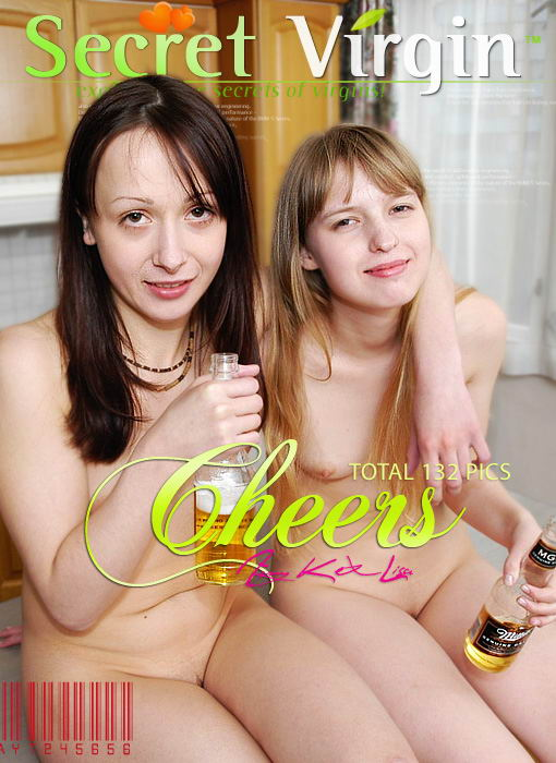 Amy K & Lisa - `Cheers` - for SECRETVIRGIN