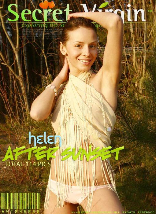 Helen - `After Sunset` - for SECRETVIRGIN