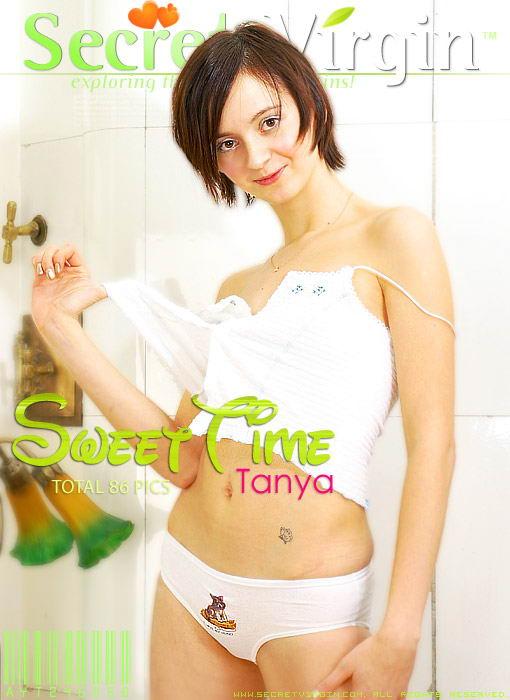 Tanya - `Sweet Time` - for SECRETVIRGIN