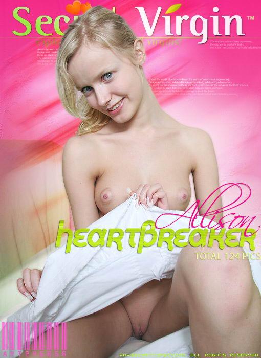 Allison - `Heart Breaker` - for SECRETVIRGIN