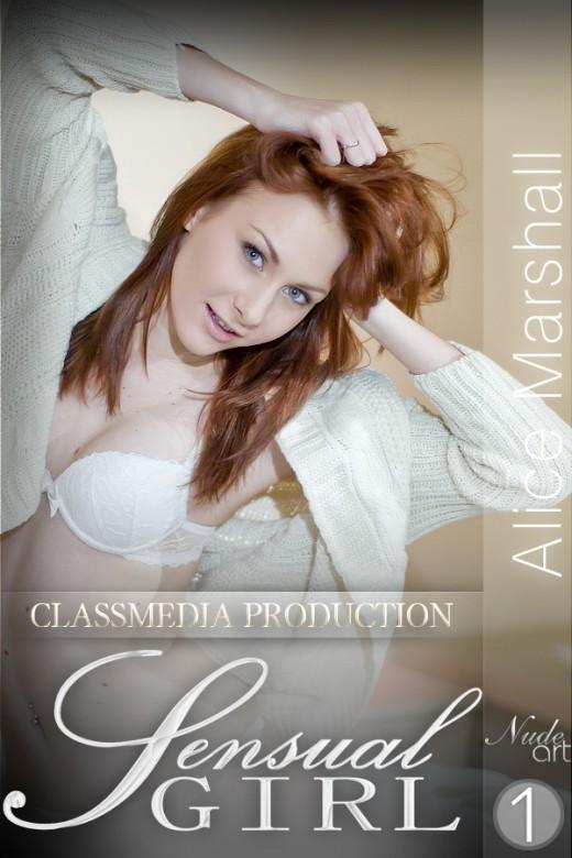 Alice Marshall in Set 01 gallery from SENSUALGIRL
