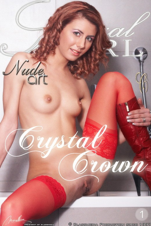 Crystal Crown - `Set 1` - for SENSUALGIRL