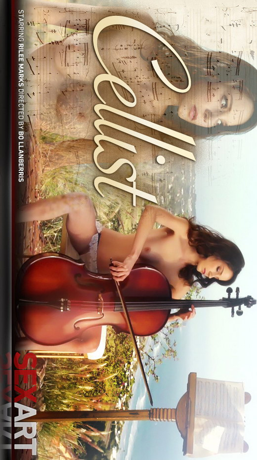 Rilee Marks - `Cellist` - by Bo Llanberris for SEXART VIDEO
