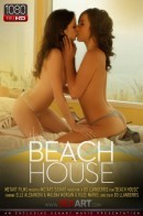 Elle Alexandra & Malena Morgan & Rilee Marks - The Beach House