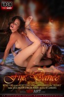 Jessie Andrews & Malena Morgan - Fire Dance