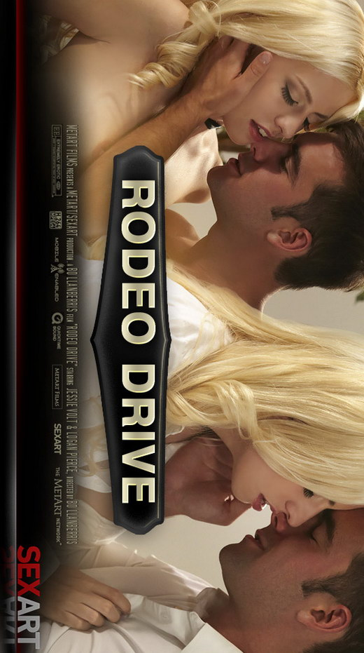 Jessie Volt - `Rodeo Drive` - by Bo Llanberris for SEXART VIDEO