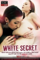 Kitty Jane & Mia Knox in White Secret video from SEXART VIDEO by Alis Locanta