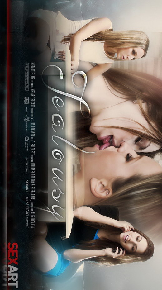 Eufrat Mai & Whitney Conroy - `Jealousy` - by Bo Llanberris for SEXART VIDEO