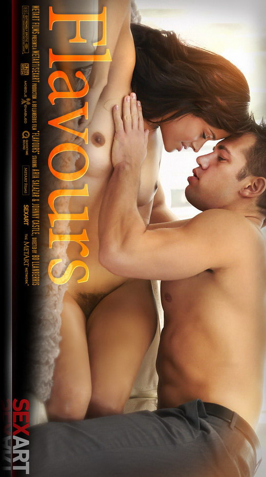 Aria Salazar - `Flavours` - by Bo Llanberris for SEXART VIDEO