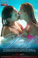 Jenny Appach & Kayla Lyon - Swimming Pool