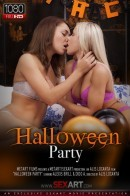 Alexis Brill & Dido A - Halloween Party