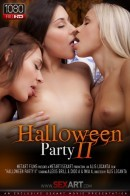 Alexis Brill & Dido A & Iwia A - Halloween Party Ii