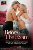 Layla Black & Whitney Conroy - Before The Exam