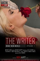 Lindsey Olsen & Luna & Whitney Conroy - The Writer - Brave New World