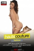 Alyssa Reece - Haute Couture - Yellow