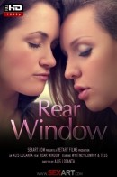 Tess B & Whitney Conroy - Rear Window