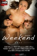 Dominica Phoenix & Katy Rose & Lexie Dona in Weekend - Episode 3 - Lust video from SEXART VIDEO by Andrej Lupin