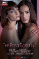 Agatha & Silvie Luca in The Road Goes On 2 video from SEXART VIDEO by Alis Locanta