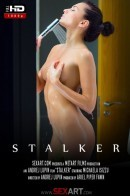 Michaela Isizzu in Stalker video from SEXART VIDEO by Andrej Lupin