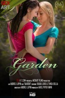 Kiara Lord & Timea Bella in Garden video from SEXART VIDEO by Andrej Lupin