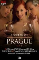 Cristal Caitlin & Elisa B & Leila Smith - Secrets Of Prague Episode 3