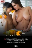 Kendra Star & Mona Kim in Juice video from SEXART VIDEO by Andrej Lupin