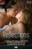 Aurelly Rebel & Milana Blanc - Reflections