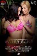 Tracy Lindsay & Vanessa Decker - Water Game Part 1