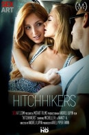 Michelle H & Nancy A - Hitchhikers