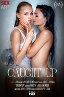 Nancy A & Rosaline Rosa - Caught Up